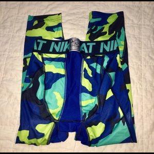 Nike Pro Combat Running Pants Small